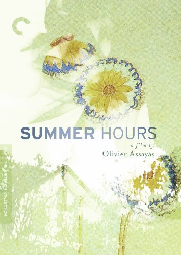 Summer Hours Berling Scob Binoche Fra Lng Eng Sub Nr Criterion Collection