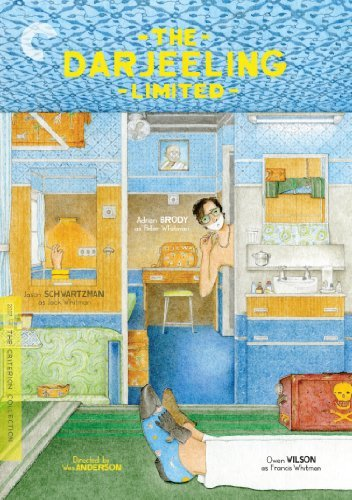 Darjeeling Limited Darjeeling Limited R 2 DVD Criterion