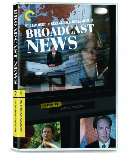 Broadcast News Broadcast News R 2 DVD Criterion