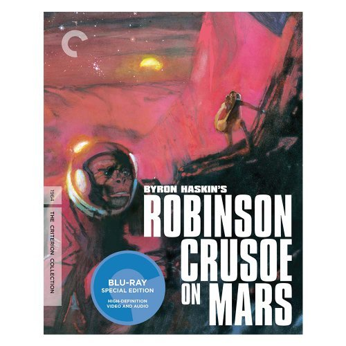 Robinson Crusoe On Mars Robinson Crusoe On Mars Pg Criterion