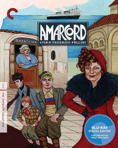 Amarcord Amarcord Blu Ray R Criterion