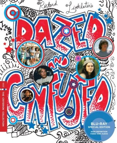 Dazed & Confused London Wiggins Jenson Cochrane Blu Ray R Criterion Collection