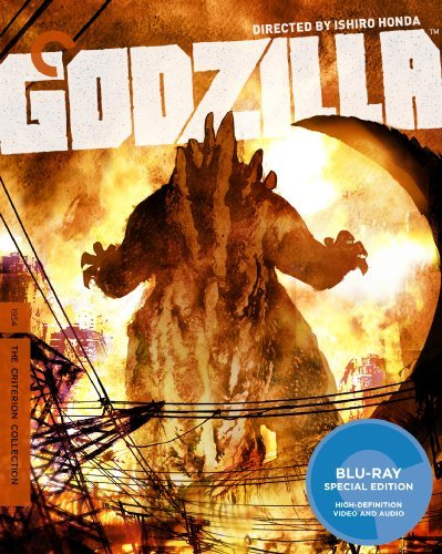 Godzilla (1954) Shimura Takarada Blu Ray Nr Criterion Collection