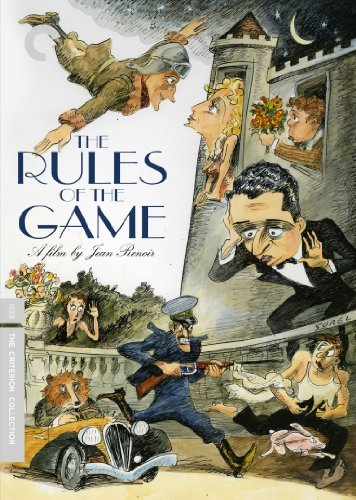 Rules Of The Game Gregor Dubost Parely Fra Lng Eng Sub Nr 2 DVD Criterion Collection
