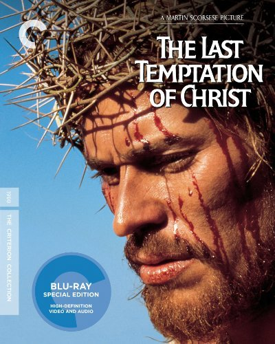 Last Temptation Of Christ Last Temptation Of Christ Blu Ray R Criterion