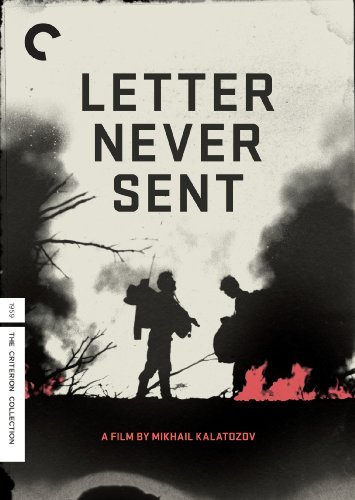 Letter Never Sent Samojlova Urbansky Smoktunovsk Rus Lng Eng Sub Nr Criterion Collection