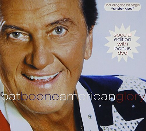 Pat Boone American Glory Incl. CD