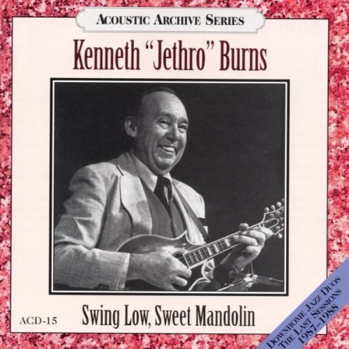 Jethro Burns Swing Low Sweet Mandolin