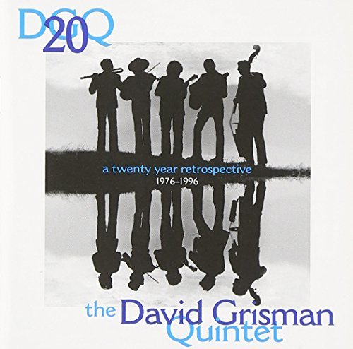 David Quintet Grisman Dgq 20 3 CD