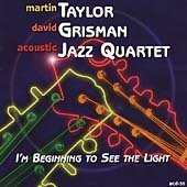 Taylor Grisman I'm Beginning To See The Light Hdcd