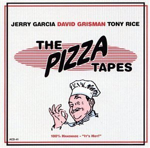 Garcia Grisman Rice Pizza Tapes Hdcd