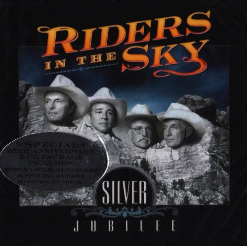 Riders In The Sky Silver Jubilee 2 CD Set