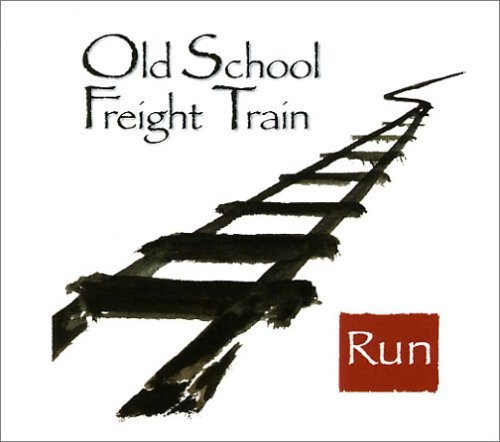 Old School Freight Train Run