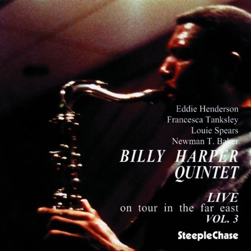 Billy Harper Live On Tour In The Far East