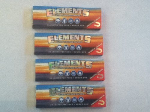 Elements Rice Papers 1 1 4""
