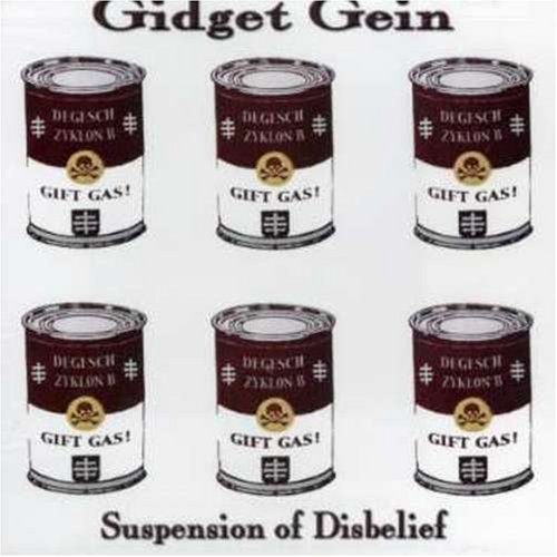 Gidget Gein Suspension Of Disbelief