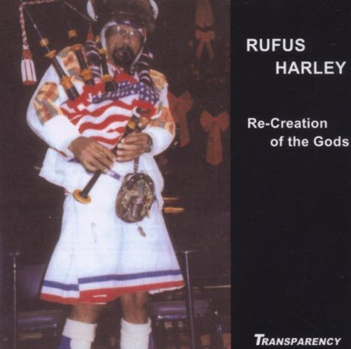 Rufus Harley Re Creation Of The Gods