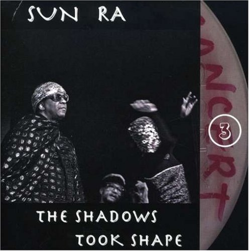Sun Ra Shadows Took Shape Lost Reel 3 2 CD Set