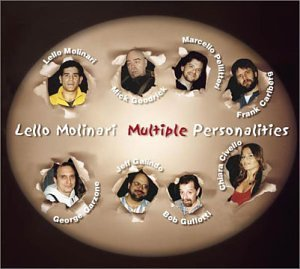 Lello Molinari Multiple Personalities