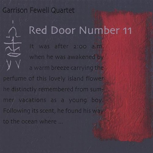 Garrison Fewell Red Door Number 11