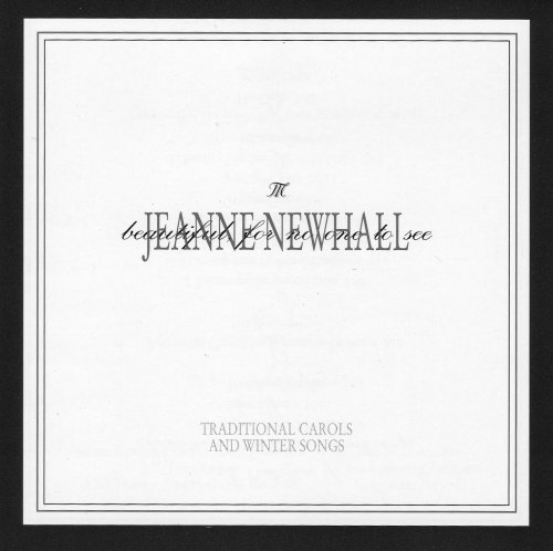 Jeanne Newhall One To See