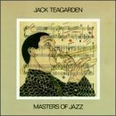 Jack Teagarden Vol. 10 Masters Of Jazz Import Den