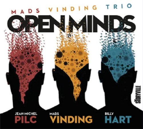 Mads Trio Vinding Open Minds