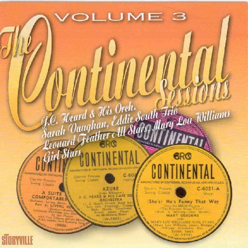 Leonard Feather Vol. 3 Continental Sessions