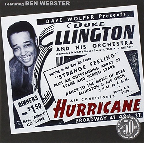 Duke Ellington At The Hurricane 1943