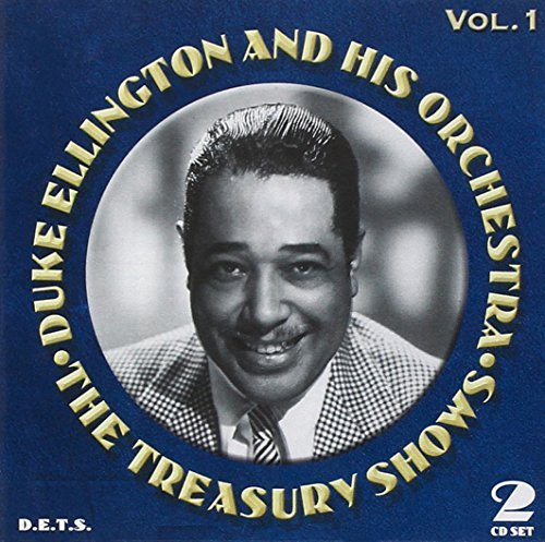 Duke Ellington Vol. 1 Treasury Shows 2 CD