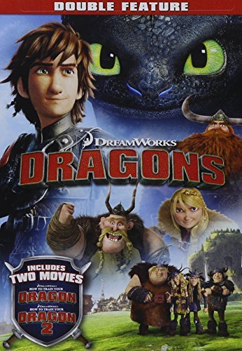 How To Train Dragon 1+2 Double Feature