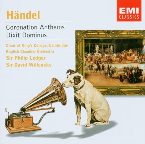 G.F. Handel Coronation Anthems