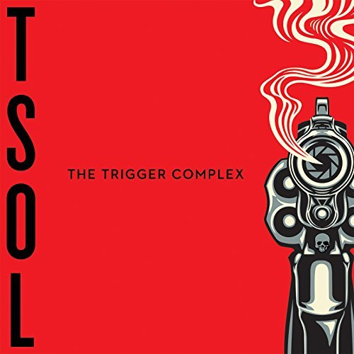 T.S.O.L. The Trigger Complex (ultra Clear Vinyl) Includes Download Card
