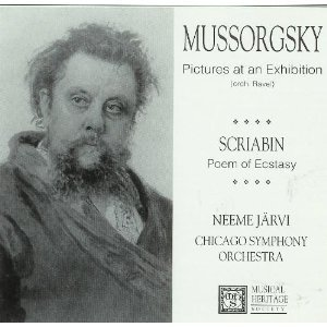 M. Mussorgsky Pictures At An Exhibition