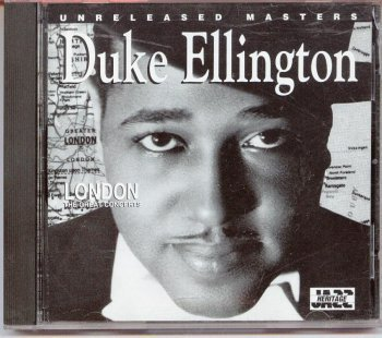 Duke Ellington London The Great Concerts