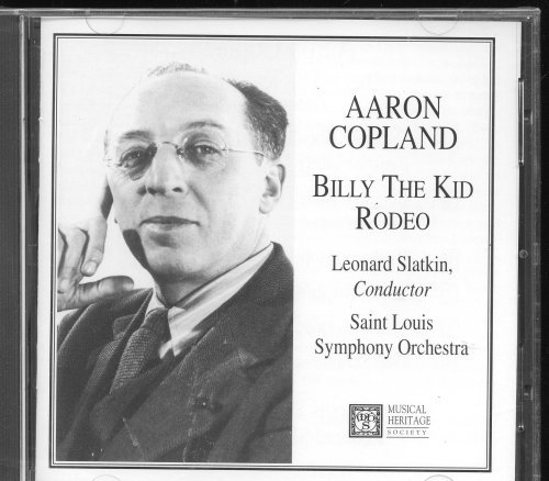 A. Copland Billy The Kid Rodeo