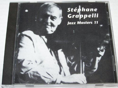 Stephane Grappelli Jazz Masters 11