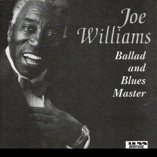 Joe Williams Ballad & Blues Master