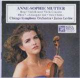 "Mutter Anne Sophie Alban Berg Violin Concerto ""to The Memory Of An A"