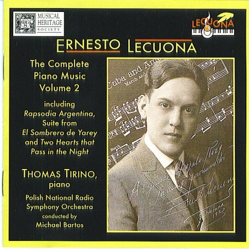 E. Lecuona Complete Piano Music Vol. 2