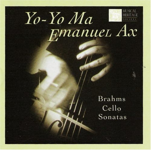 Ma Ax Brahms Cello Sonatas