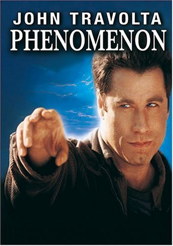 Phenomenon Travolta Duvall Whitaker DVD Pg