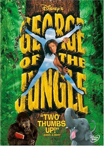 George Of The Jungle Fraser Brendan DVD Pg