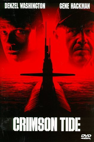 Crimson Tide Washington Hackman DVD R