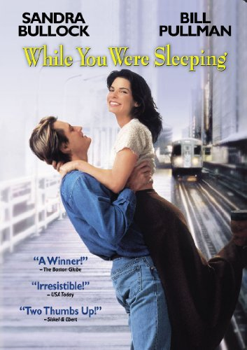While You Were Sleeping Bullock Pullman Gallagher DVD Pg
