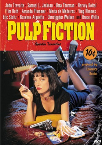 Pulp Fiction Travolta Jackson Thurman Clr Cc 5.1 Ws Keeper R