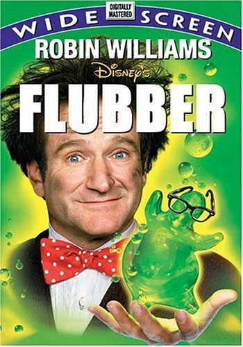 Flubber Williams Harden Brown DVD Pg Ws