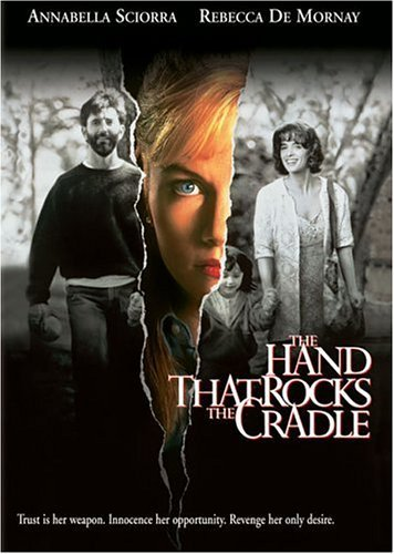 Hand That Rocks The Cradle De Mornay Sciorra Hudson DVD R