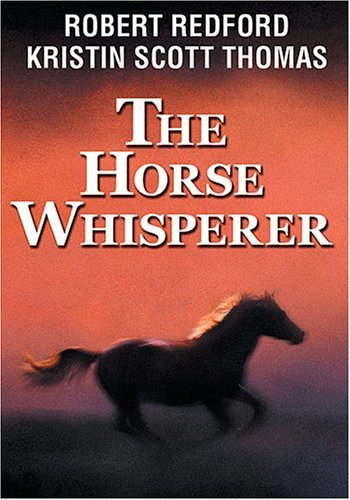Horse Whisperer Redford Scott Thomas DVD Redford Scott Thomas