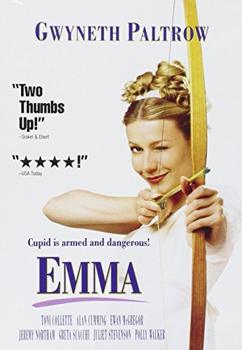 Emma (1996) Paltrow Cosmo Scacchi Cumming Clr Keeper Pg